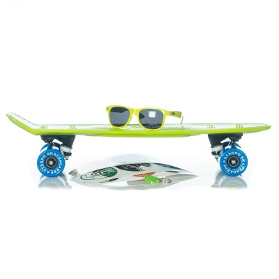 VINYL CRUISER LIME/BLACK/BLUE