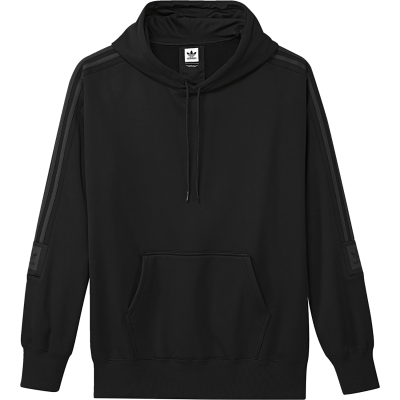 TECH HOOD BLACK/CARBON