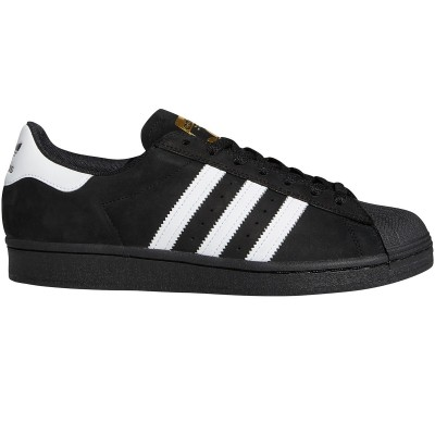 SUPERSTAR ADV CBLACK/FTWWHT/GOLDMT