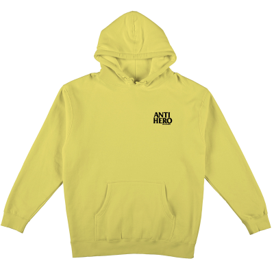 HD BLK HERO EMB LT YELLOW/BLK
