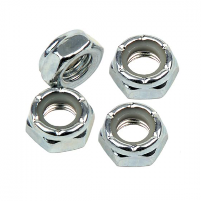 AXLE NUT 4SET METAL