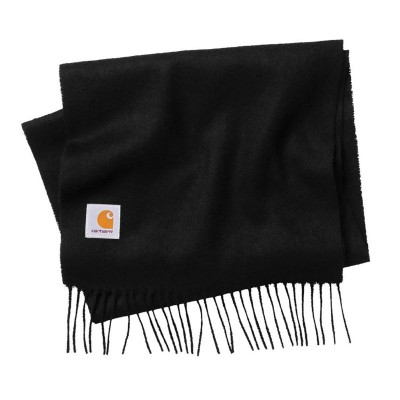 CLAN SCARF BLACK