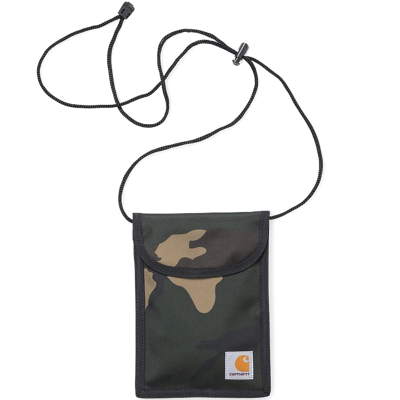 COLLINS NECK POUCH CAMO LAUREL