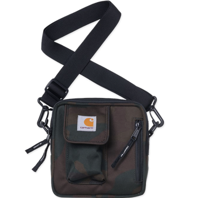 ESSENTIALS BAG CAMO EVERGREEN