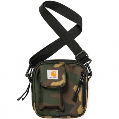 ESSENTIALS BAG CAMO LAUREL