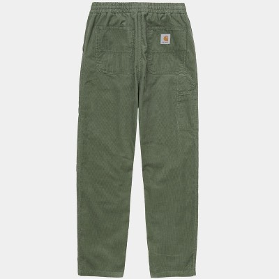 FLINT PANT DOLLAR GREEN
