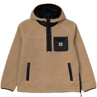PRENTIS PULLOVER DUSTY H BROWN