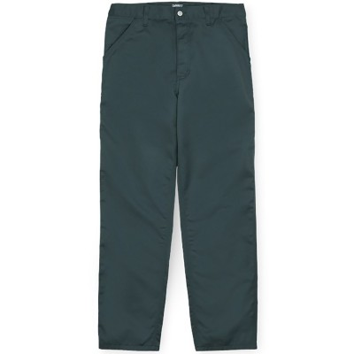 SIMPLE PANT DARK TEAL