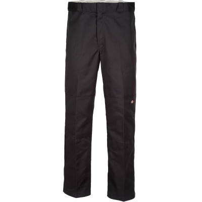 DOUBLE KNEE WORK PANT BLACK