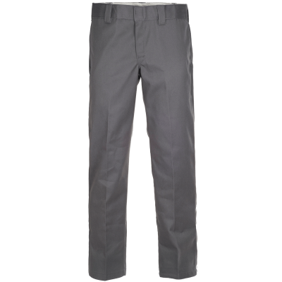 873 SLIM STRAIGHT CHARCOAL GREY
