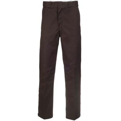 874 WORK PANT DARK BROWN