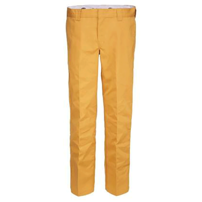 873 SLIM STGHT WORK PANT DIJON
