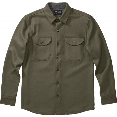 NICHOLSON WOOL SHIRT ARMY