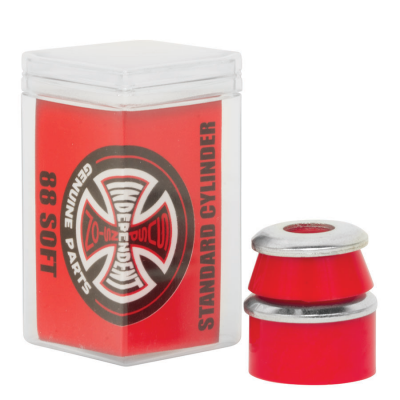 BUSHINGS STANDARD CYLINDER SOFT RED
