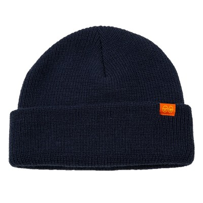 BEANIE EYES CLIPCUFF NAVY