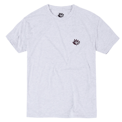 CLASSIC PLANT TEE ASH