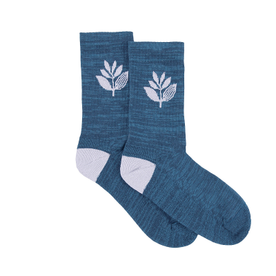 PLANT SOCKS TEAL