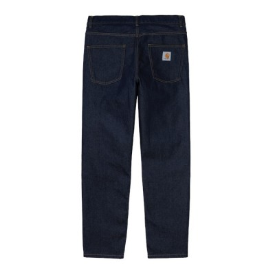 NEWEL PANT BLUE RINSED