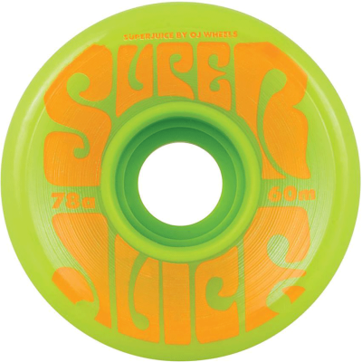 SUPER JUICE 78A GREEN
