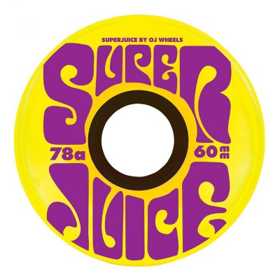 SUPER JUICE 78A YELLOW
