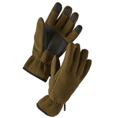 SYNCHILLA FLEECE GLOVES SEDIMENT