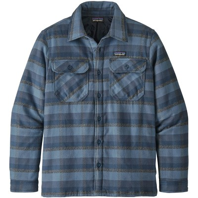 M'S INSULATED FJORD FLANNEL SHIRT OBSERV