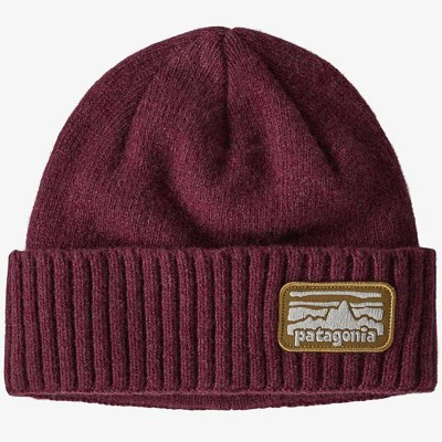 BRODEO BEANIE CHICORY RED