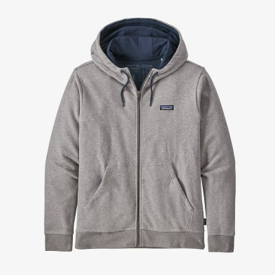M'S P-6 LABEL FRENCH TERRY FULL-ZIP HOOD