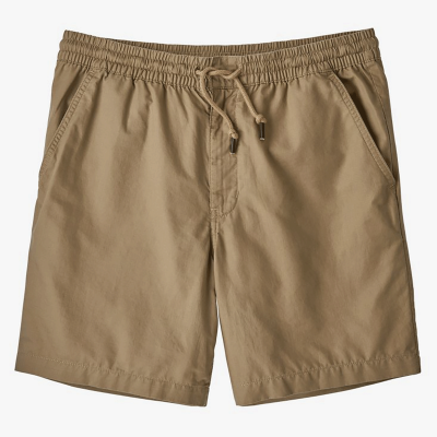M'S LW ALL WEAR HEMP VOLLEY SHORTS MOJAV