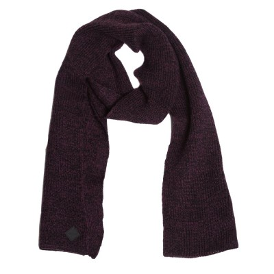 INTERVALS SCARF BURGUNDY