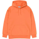 HOODED CHASE SWEAT JAFFA/GOLD