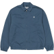 MADISON JACKET STONE BLUE/WHITE RINSED