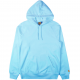 HOODED CHASE SWEATSHIRT ICE
