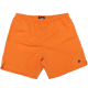 NYLON SHORTS ORANGE