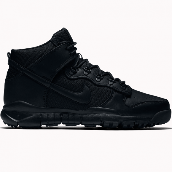 newest collection 8e17f 2947a DUNK HIGH BOOT BLACK/BLACK