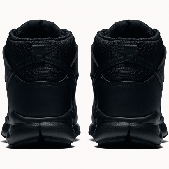 newest collection 2a5b3 bbddb DUNK HIGH BOOT BLACK/BLACK