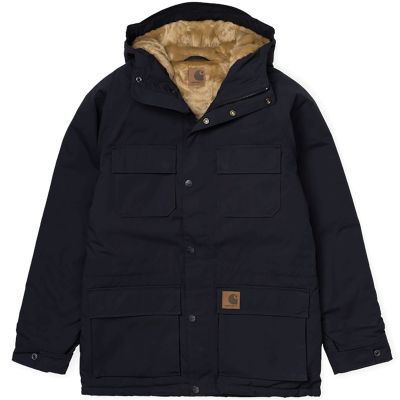 MENTLEY JACKET DARK NAVY