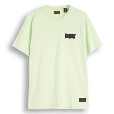 GRAPHIC SS TEE LSC PARADISE GREEN CORE B