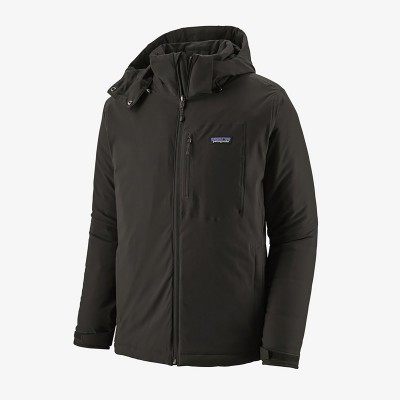 M'S INSULATED QUANDARY JACKET BLACK