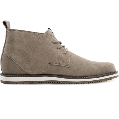 DEL COASTA SUED OXFORD TAN