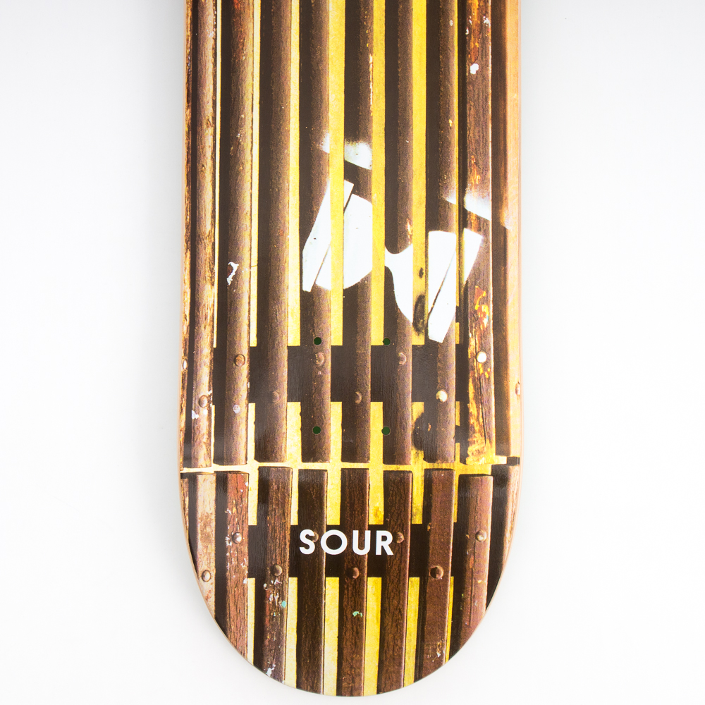 SOUR SKATEBOARDS