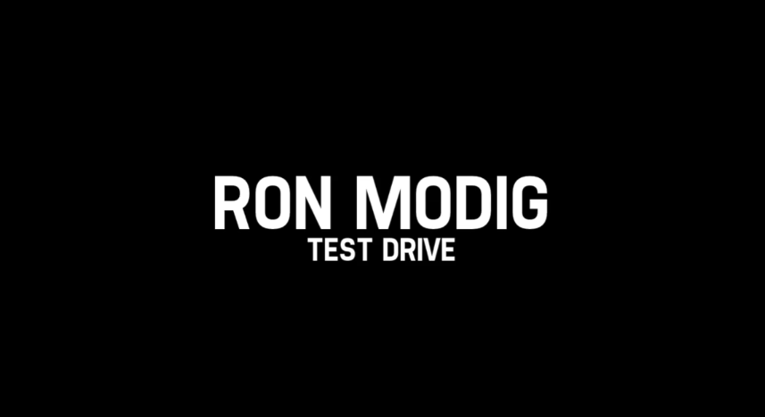 ITÄ WELCOMES RON MODIG